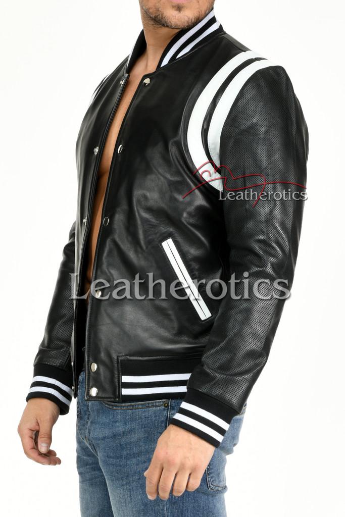 Men's Leather Jacket 9