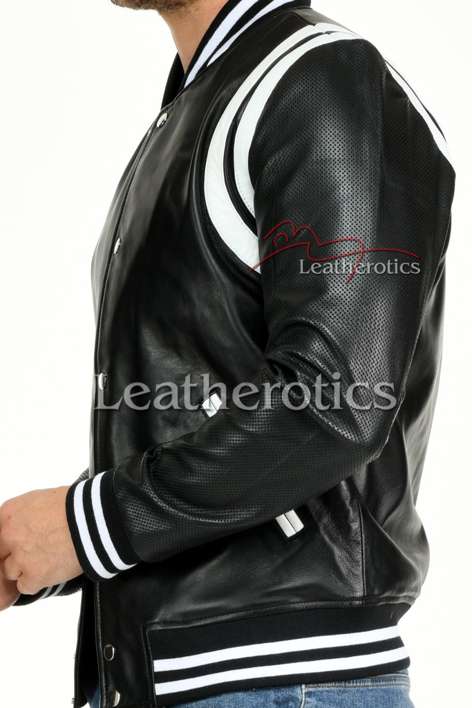 Men's Leather Jacket 8