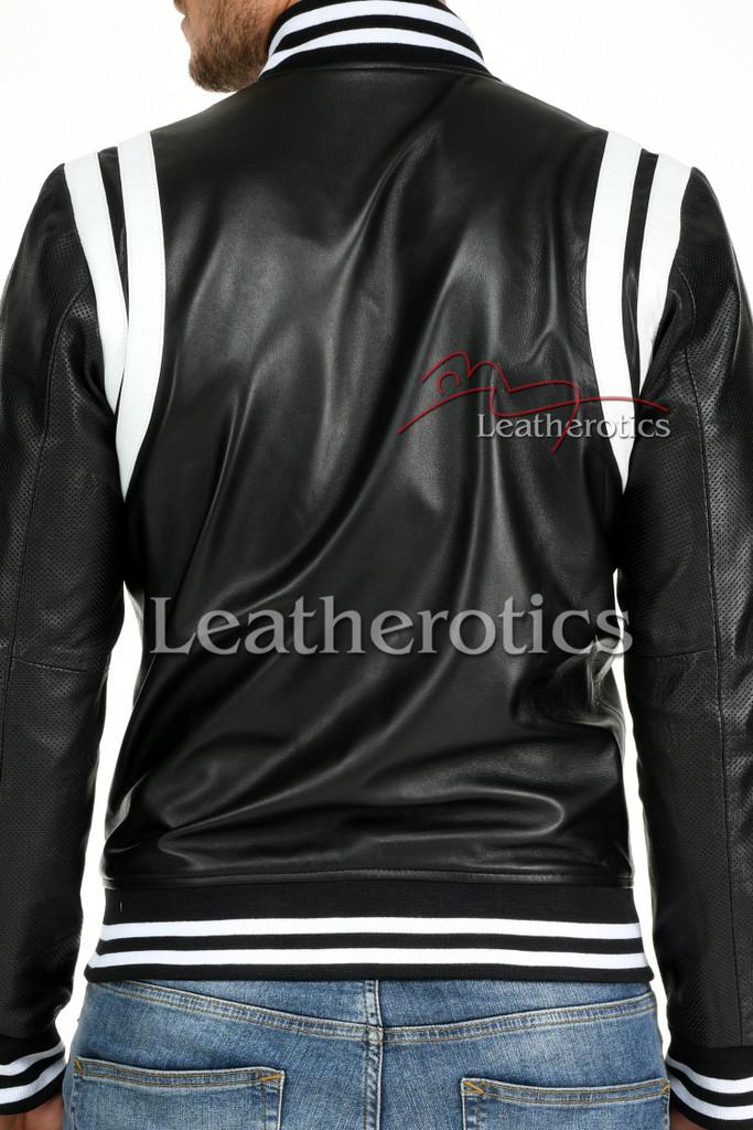 Men's Leather Jacket 1