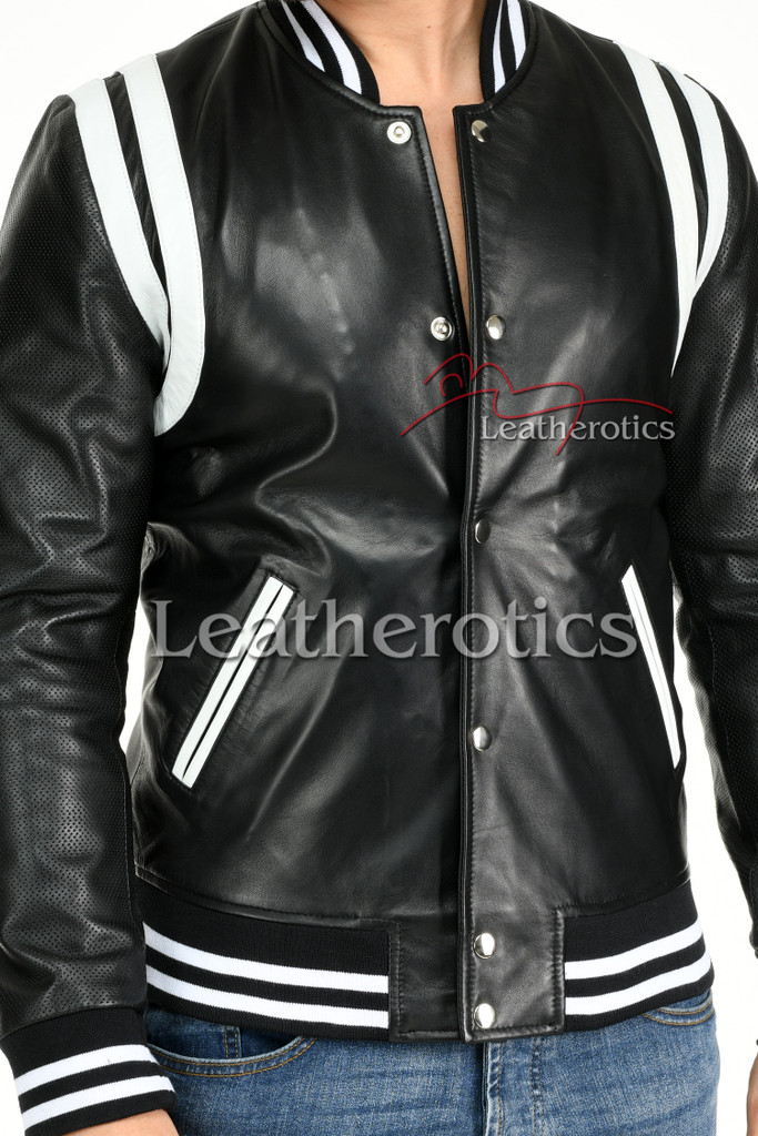 Men's Leather Jacket 3