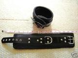 Real leather heavyduty arm cuffs