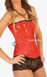 best online shop for satin silk corsets, UK's satin silk corset suppliers, we offer high quality satin silk corsets.