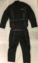 New Full Breathable Fabric Gore-Tex Mens Biker Suit Jacket