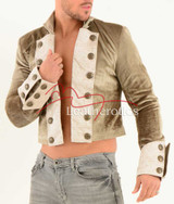 European cut short jacket from the old country