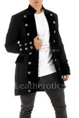 Men's historical jacket 4
