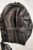 Leather mask MO 1