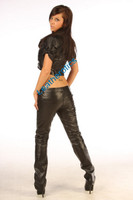 Nappa Leather trousers pic 1