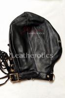 Leather isolation mask blind m3