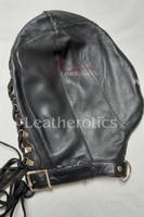 Leather isolation mask blind m3 3