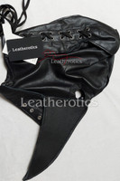 doctor plague leather mask 1