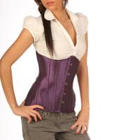 Purple Corset