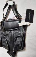 Leather Neck Corset 3