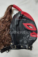leather wig mask 1