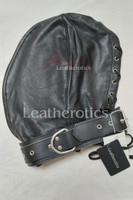 leather hood mask db 1
