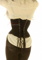Cotton Corset Tight Lacing 1214  image 2