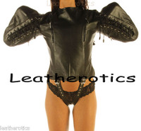leather Bodybag Arm Wing Binder