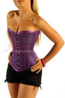 Purple box overbust corset 2