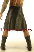 Soft Supple Cowhide Full Grain Leather Gladiator KILT3
