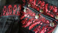 Men's Tailcoat Morning Dress Victorian jacket Top Red STP7 details