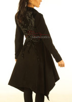 Victorian Steampunk Ladies Coat pic 2