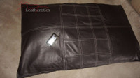 Top Grain Soft Supple Real Leather Cushion Cover or Dog Bed