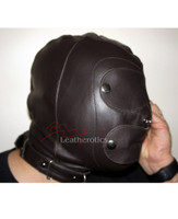 Slave leather mask