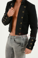 Men's victorian era inspired jacket 2