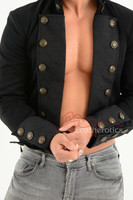 Men's victorian era inspired jacket 5