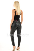 Leather Leggings Skinny Fit 4