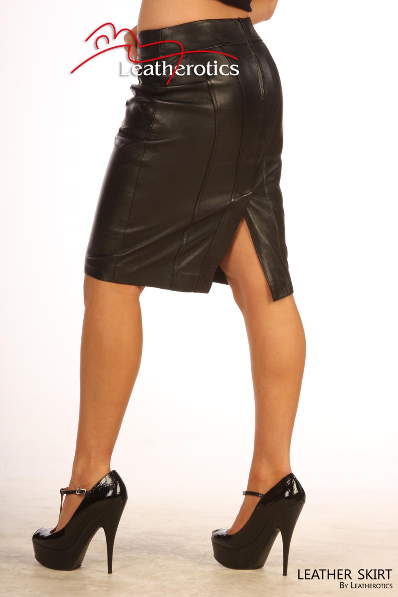 f26b2166e995 black leather skirt | women leather skirt | leather skirts uk