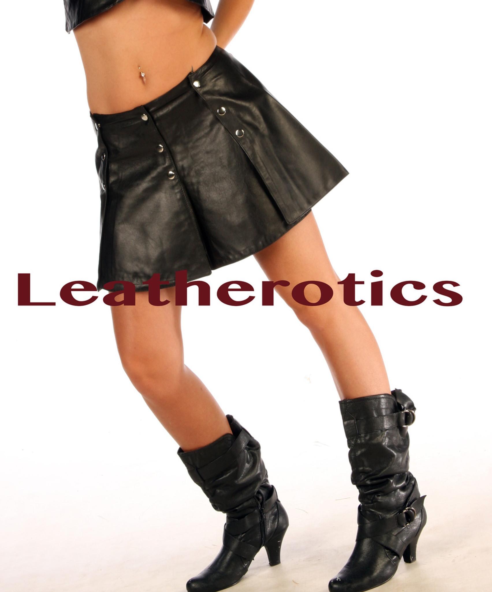 5bd79a11a864 black leather skirt | leather kilt skirt Scottish