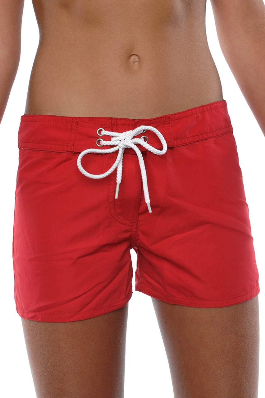 JR Life Guard Board Shorts