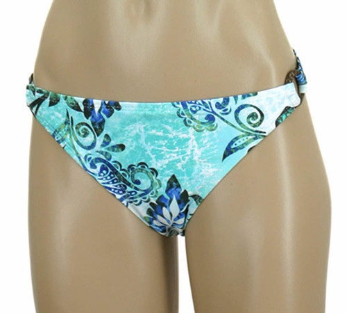 Blue Paradise Low hip rider bottom