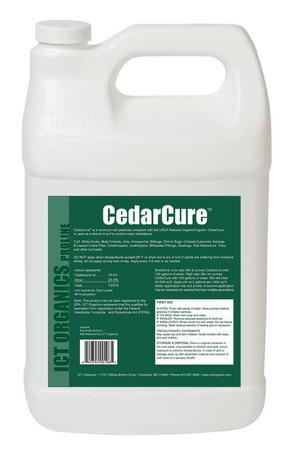 ICT Organics    CedarCure™