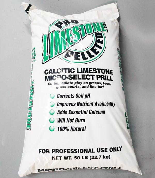 Organic Approach®  Calcitic Limestone Micro-Select Prill