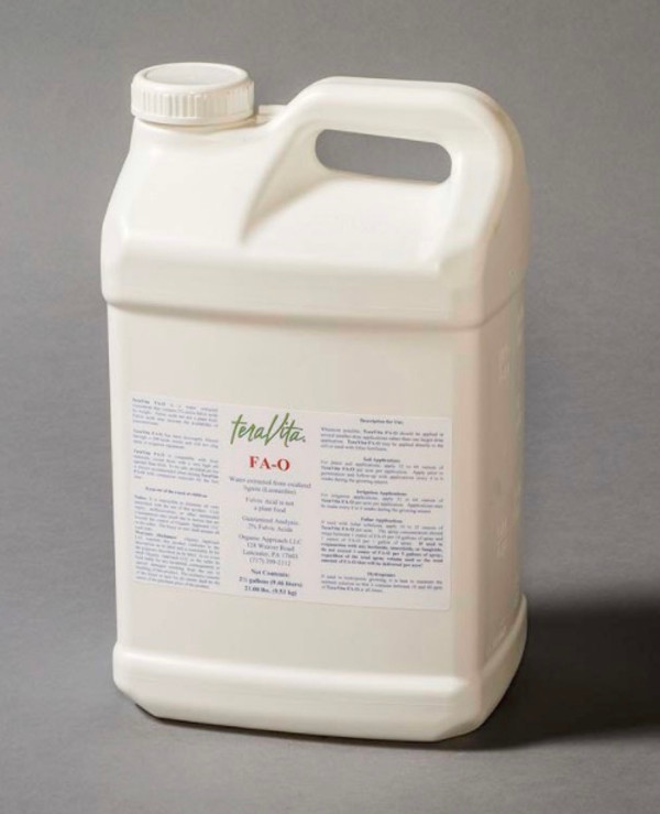 TeraVita® FA-O Organic Fulvic Acid Concentrate