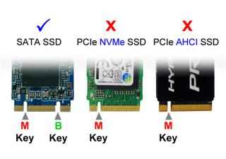 SSD for DT-119