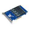 OWC Accelsior 4M2 PCIe 3.0 M.2 NVMe SSD adapter Card (0GB)