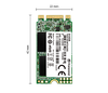 Transcend 512GB M.2 SATA III 430S series SSD (2242)