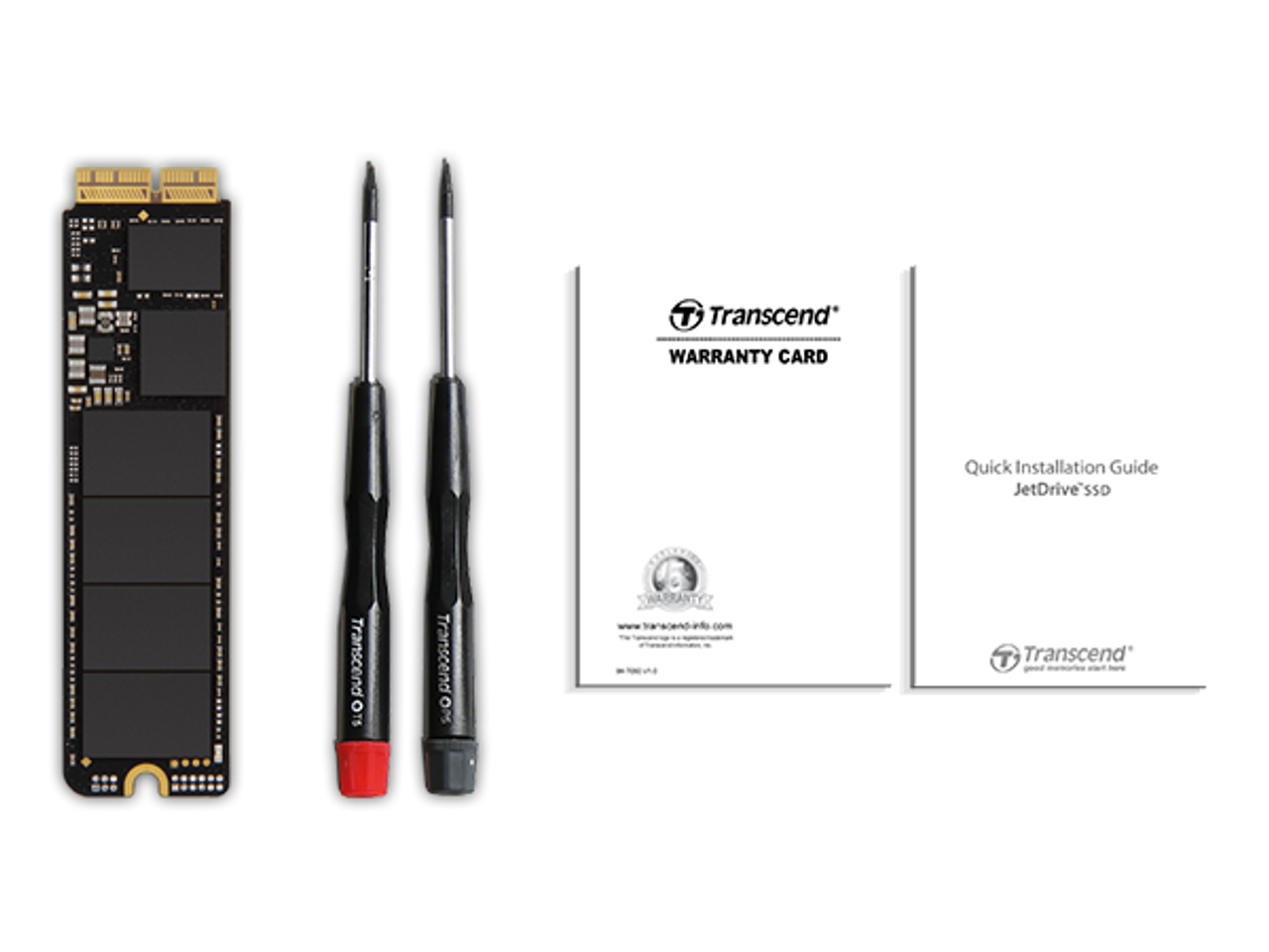 Transcend Jetdrive 820, 480GB SSD Upgrade Kit for MacBook Air Mid 2013 - 2017,MacBook Pro (Retina) Late 2013 - Mid 2015, Mac mini Late 2014 and Mac Pro Late 2013