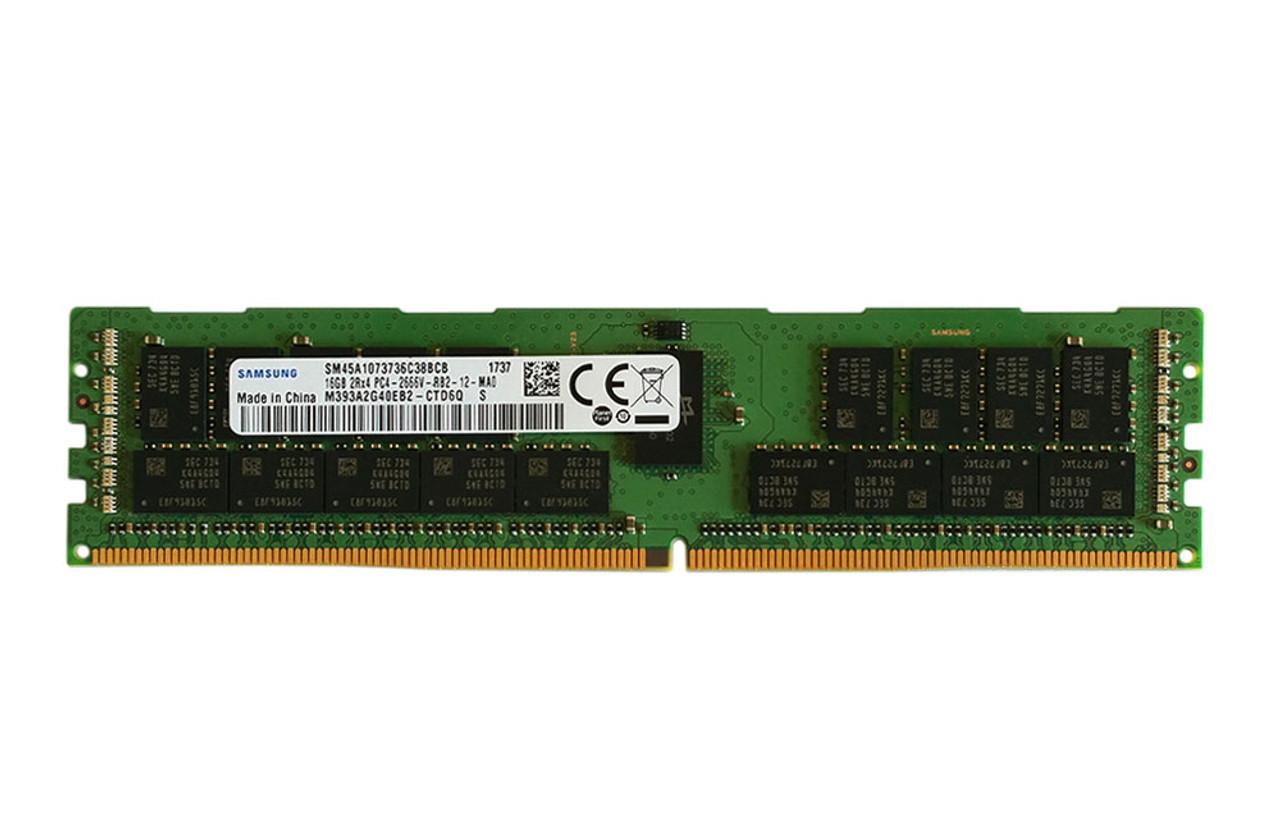 Samsung 16GB,DDR4-2666,RDIMM,M393A2G40EB2-CTD