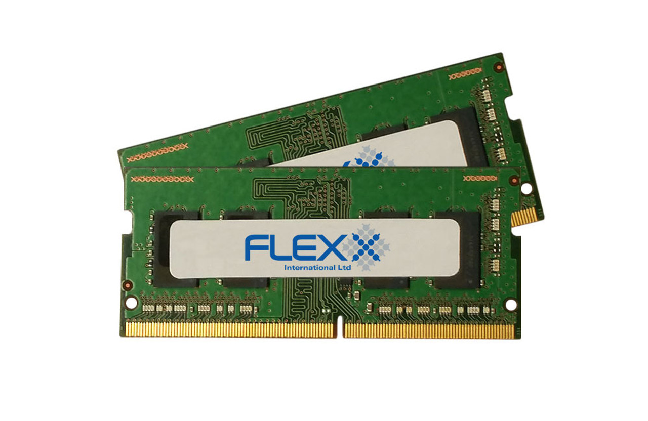 Flexx 16GB kit (2 x 8GB) DDR4 PC4-19200, 2400MHz