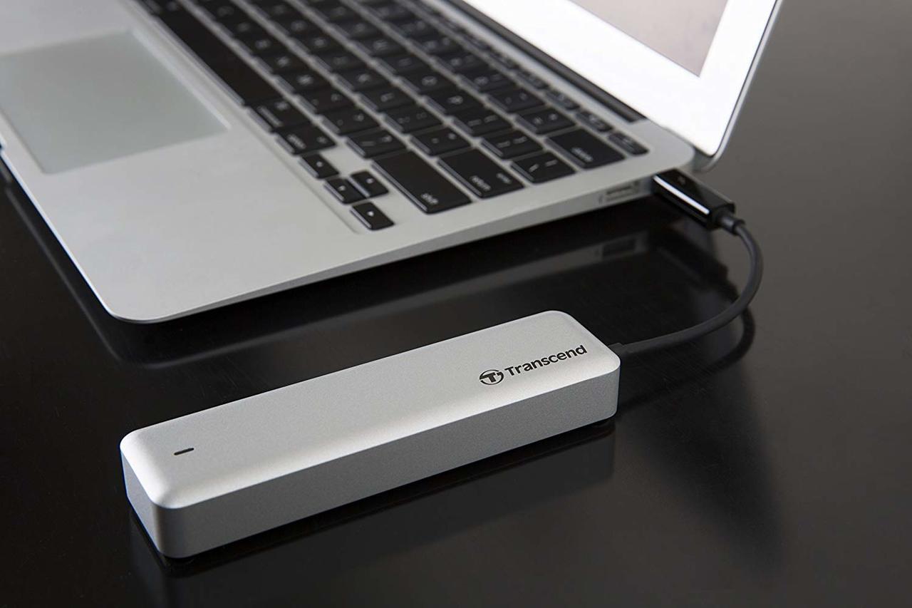 Transcend Jetdrive 855, 480GB SSD Upgrade Kit for MacBook Air Mid 2013 - 2017,MacBook Pro (Retina) Late 2013 - Mid 2015, Mac mini Late 2014 and Mac Pro Late 2013