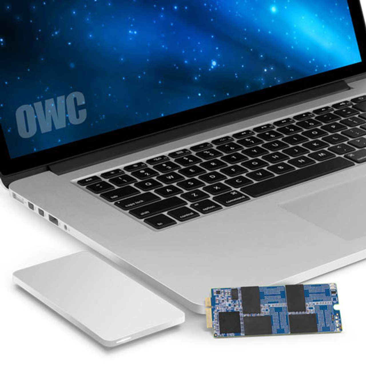 2TB Aura Pro 6G Solid-State Drive with Upgrade Kit for MacBook Pro