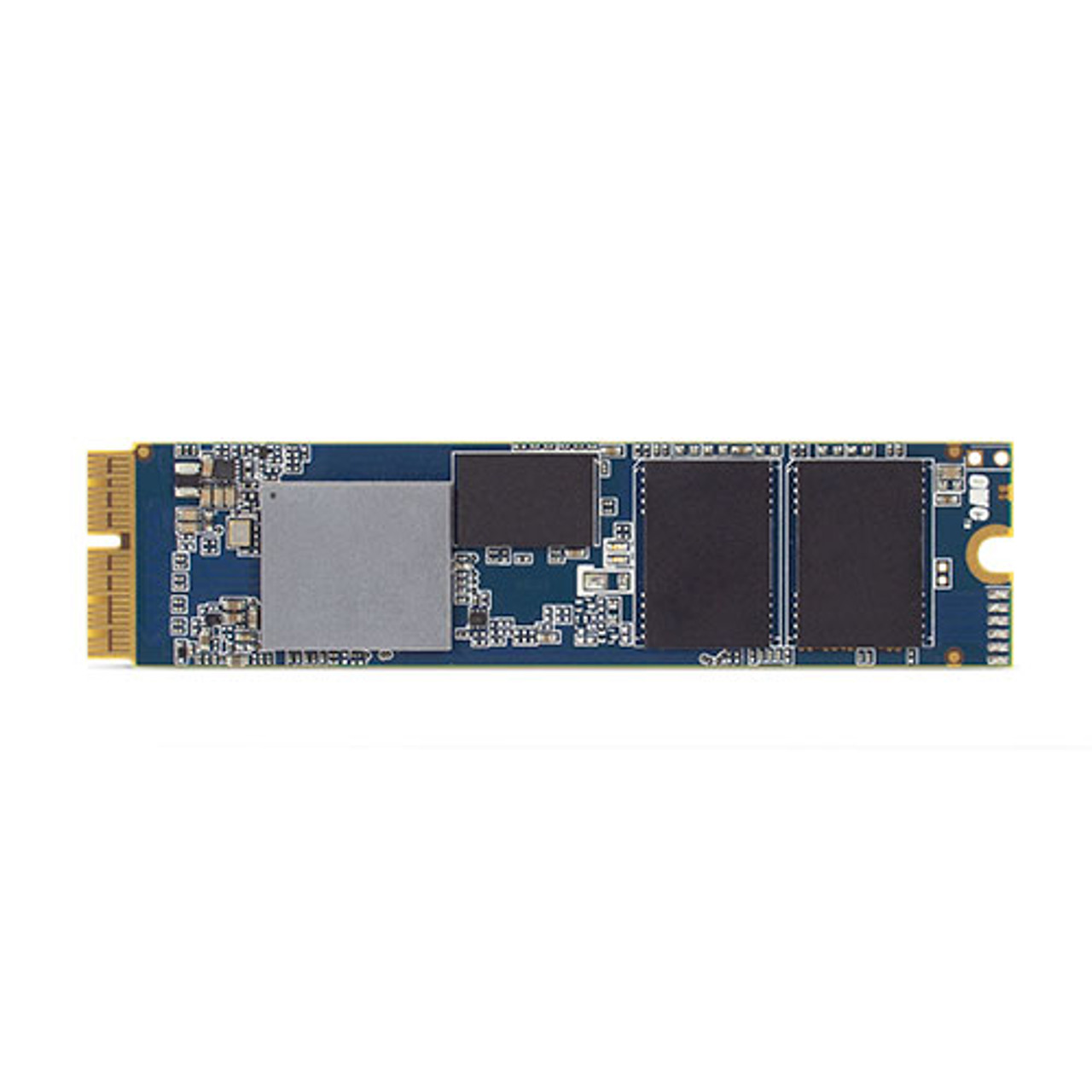 OWC 480GB Aura Pro X2 SSD upgrade with tools and Envoy SSD enclosure (for MacBook Pro w/ Retina Display Late 2013 - Mid 2015 and MacBook Air Mid 2013 - Mid 2017)
