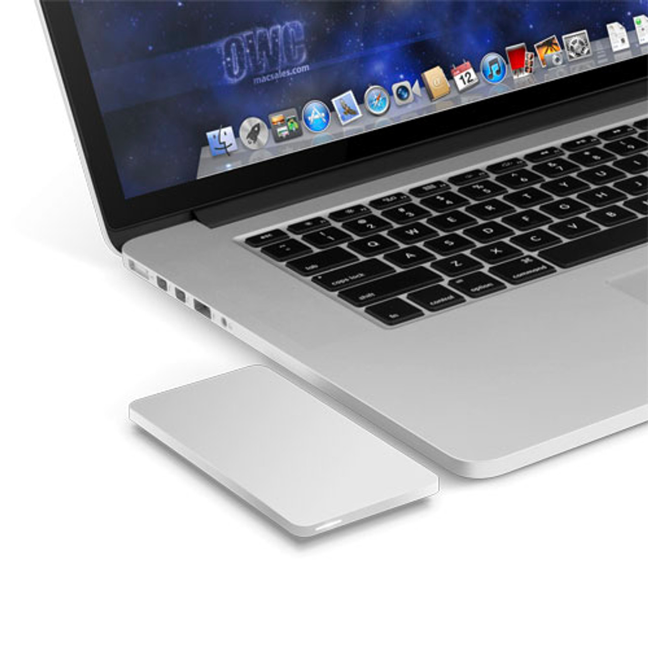 OWC Envoy Pro Portable Bus-Powered USB 3.0 SSD Enclosure for 2012 / Early 2013 MacBook Pro With Retina Display
