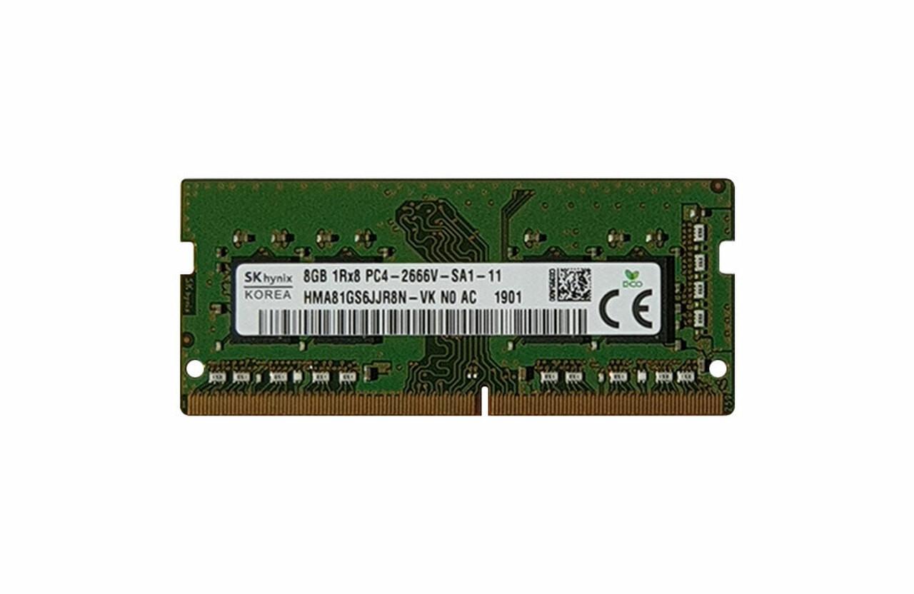 HMA81GS6JJR8N-VK_8GB SODIMM 2666Mhz_Hynix ram