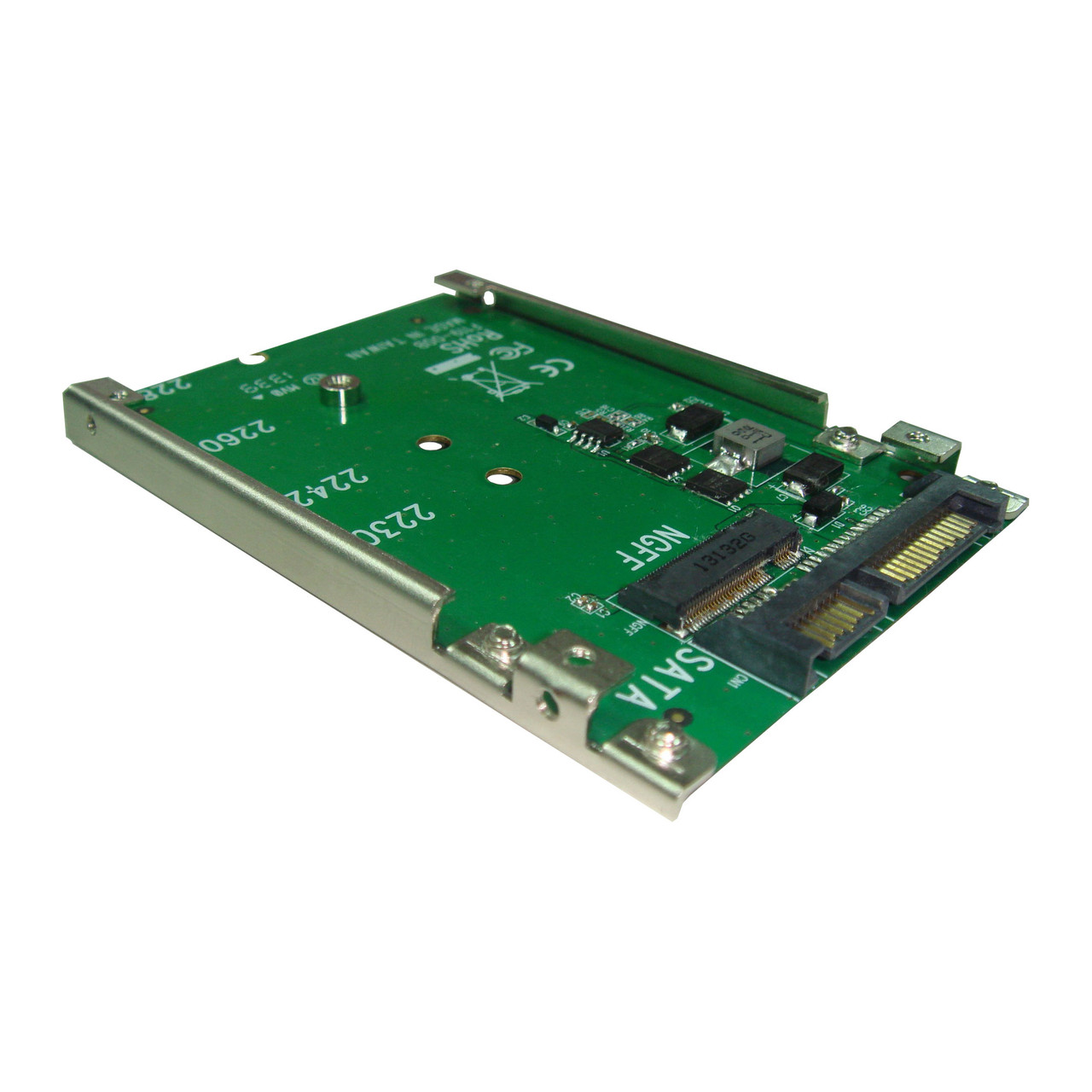 Lycom DT-119, Converts M.2 SATA SSD to 2.5 inch