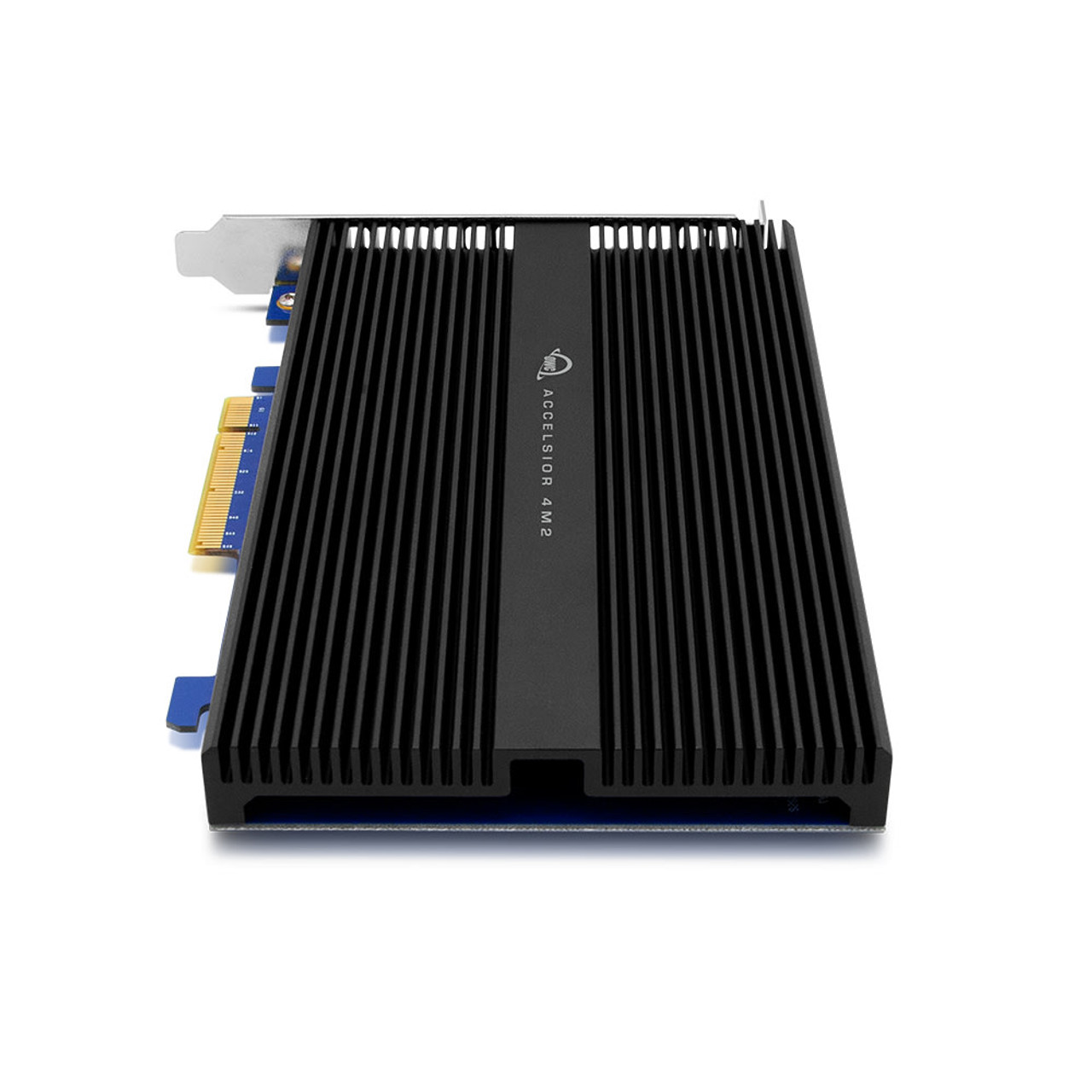 OWC 4.0TB Accelsior 4M2 High-Performance PCIe M.2 NVMe SSD Adapter Card