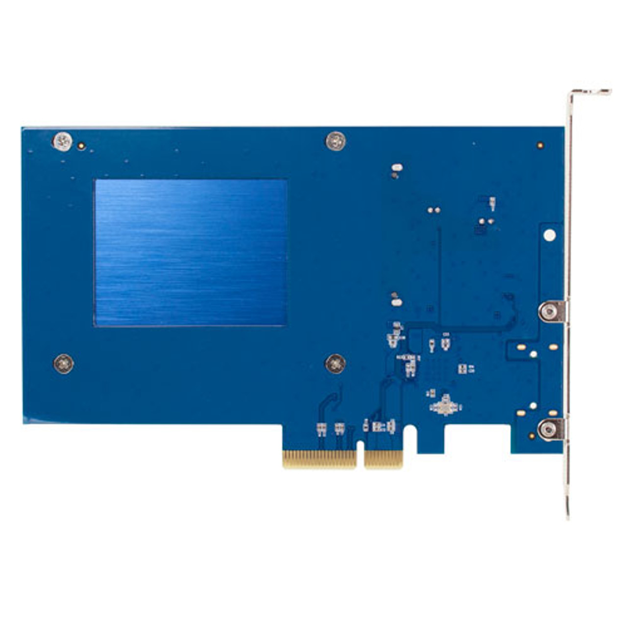 2TB OWC Extreme 6G SSD and OWC Accelsior S PCIe to 2.5-inch adapter bundle